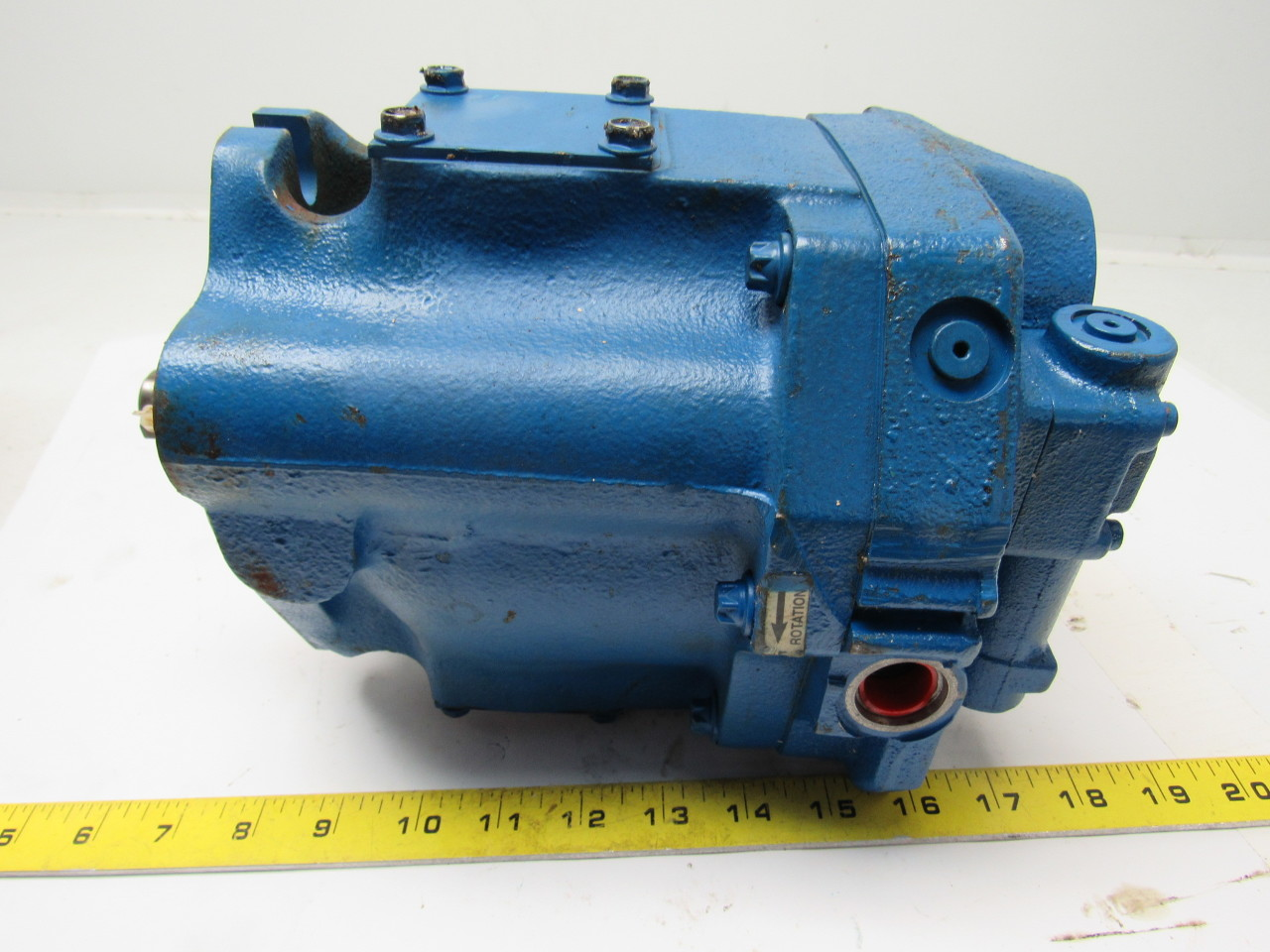 Eaton Vickers 02-341949  PVQ40AR01AB10G2100000100 100CD0A Q Series Piston Pumps