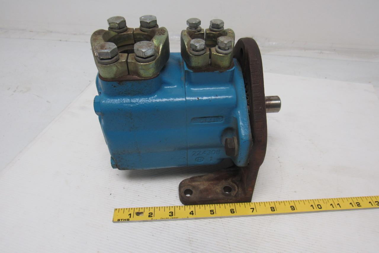 Vickers 25V21A 1C22R Vane Type Single Pump