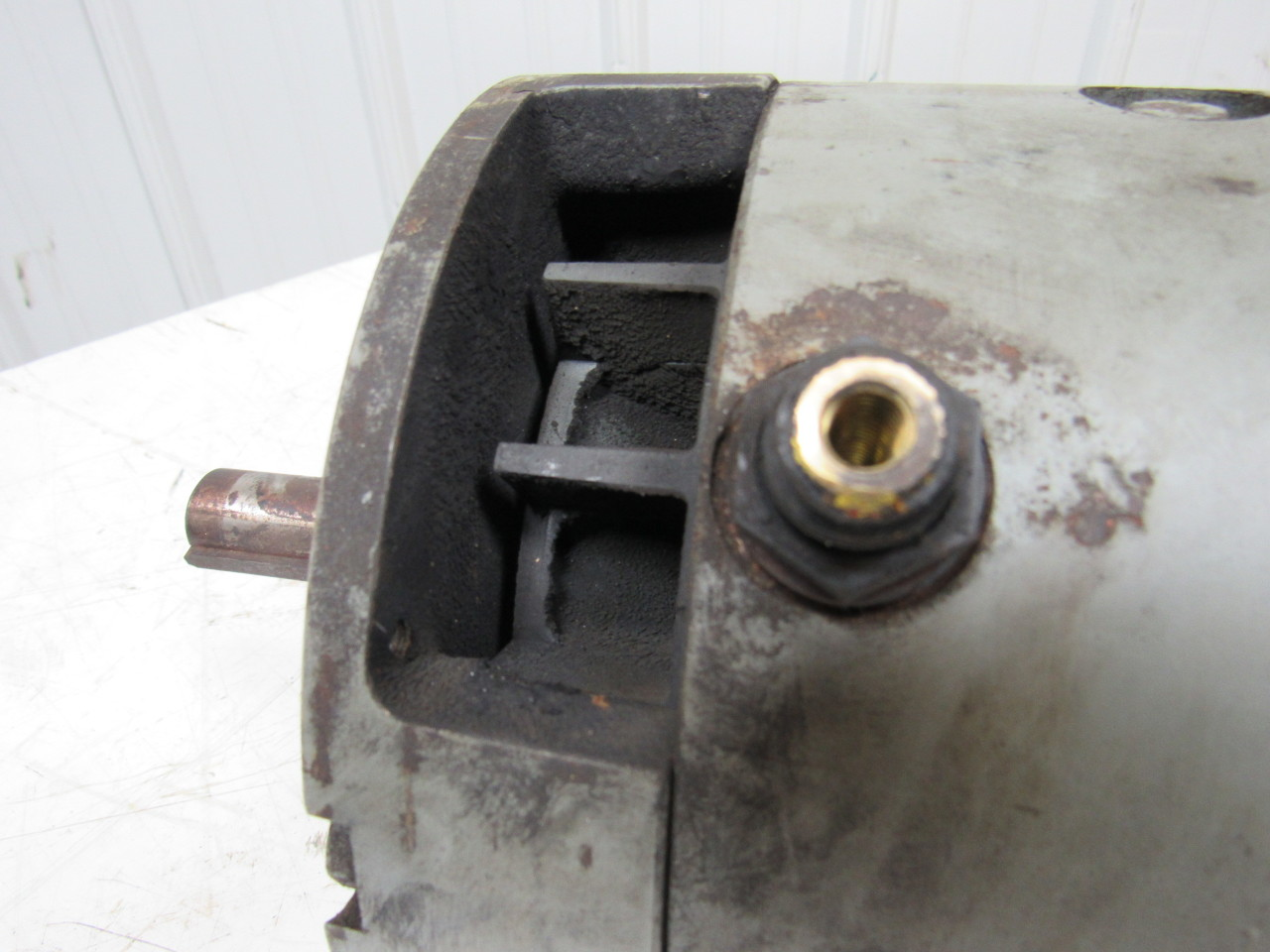 General Electric 5bt1326b231 36vdc Electric Motor From