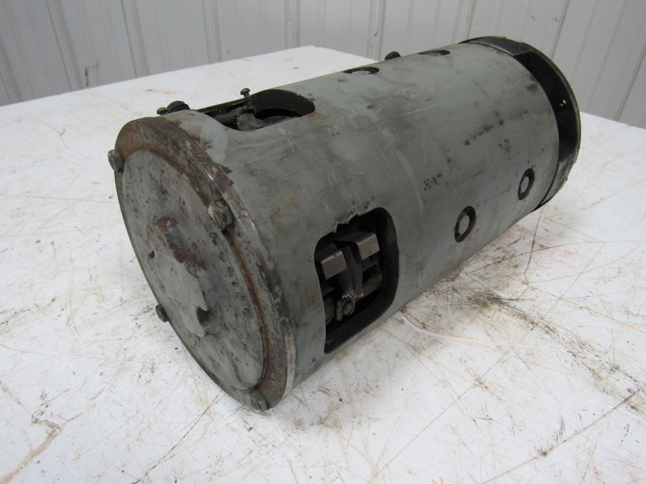 General electric 5bt1326b231 36vdc electric motor from for Abc electric motor repair