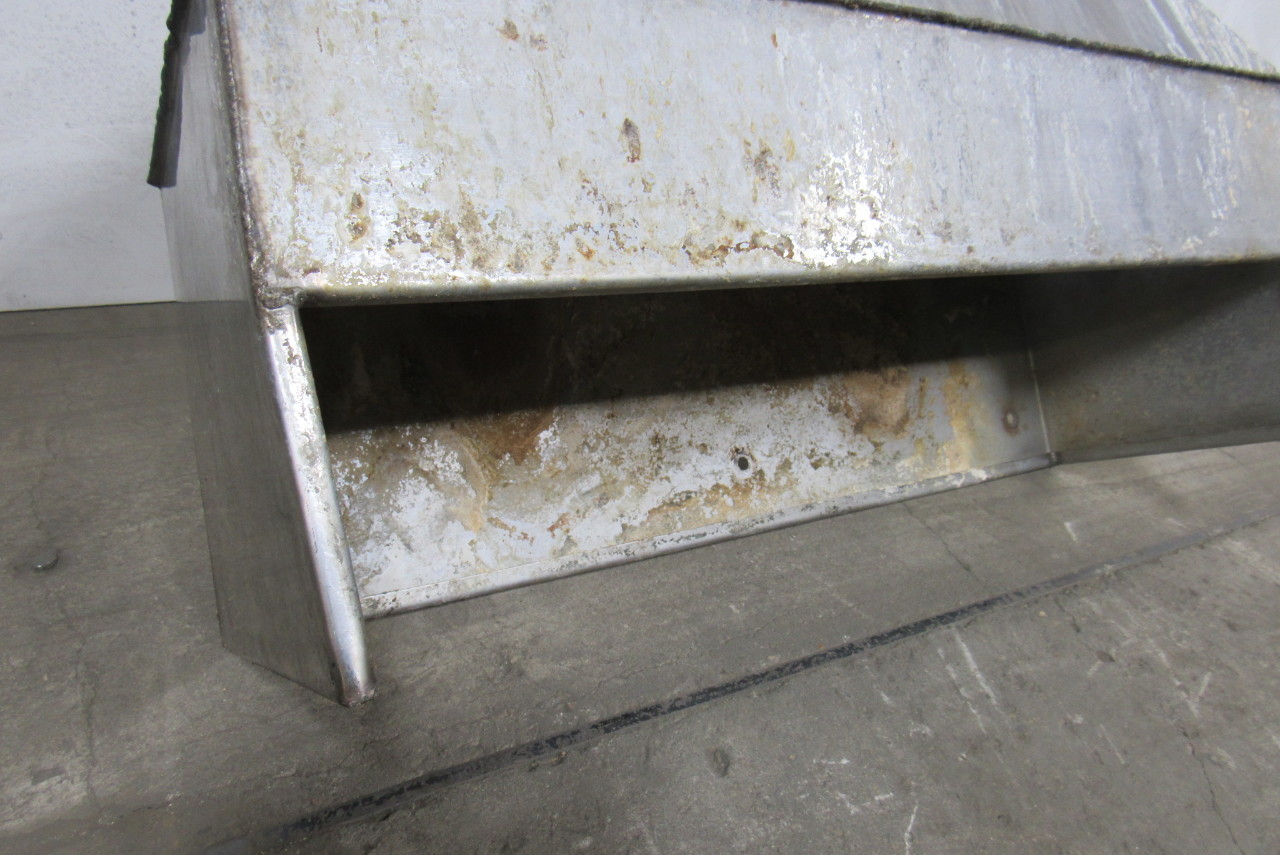 Stainless Steel Exhaust Hoods ~ Quot hood stainless steel fume exhaust vent vacuum ebay
