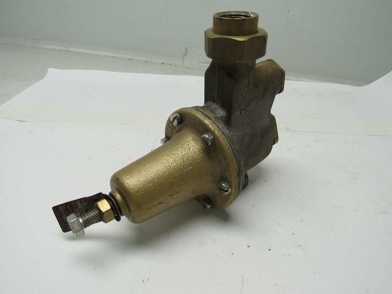 watts u5b z3 lp water pressure reducing valve 10 35 psi ebay. Black Bedroom Furniture Sets. Home Design Ideas