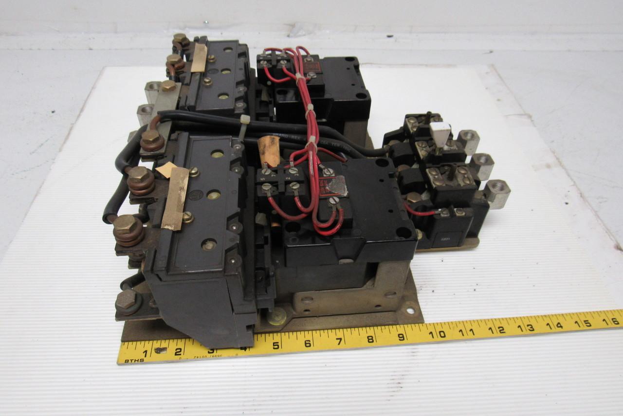 705x Dod L Allen Bradley Reversing Motor Starter W