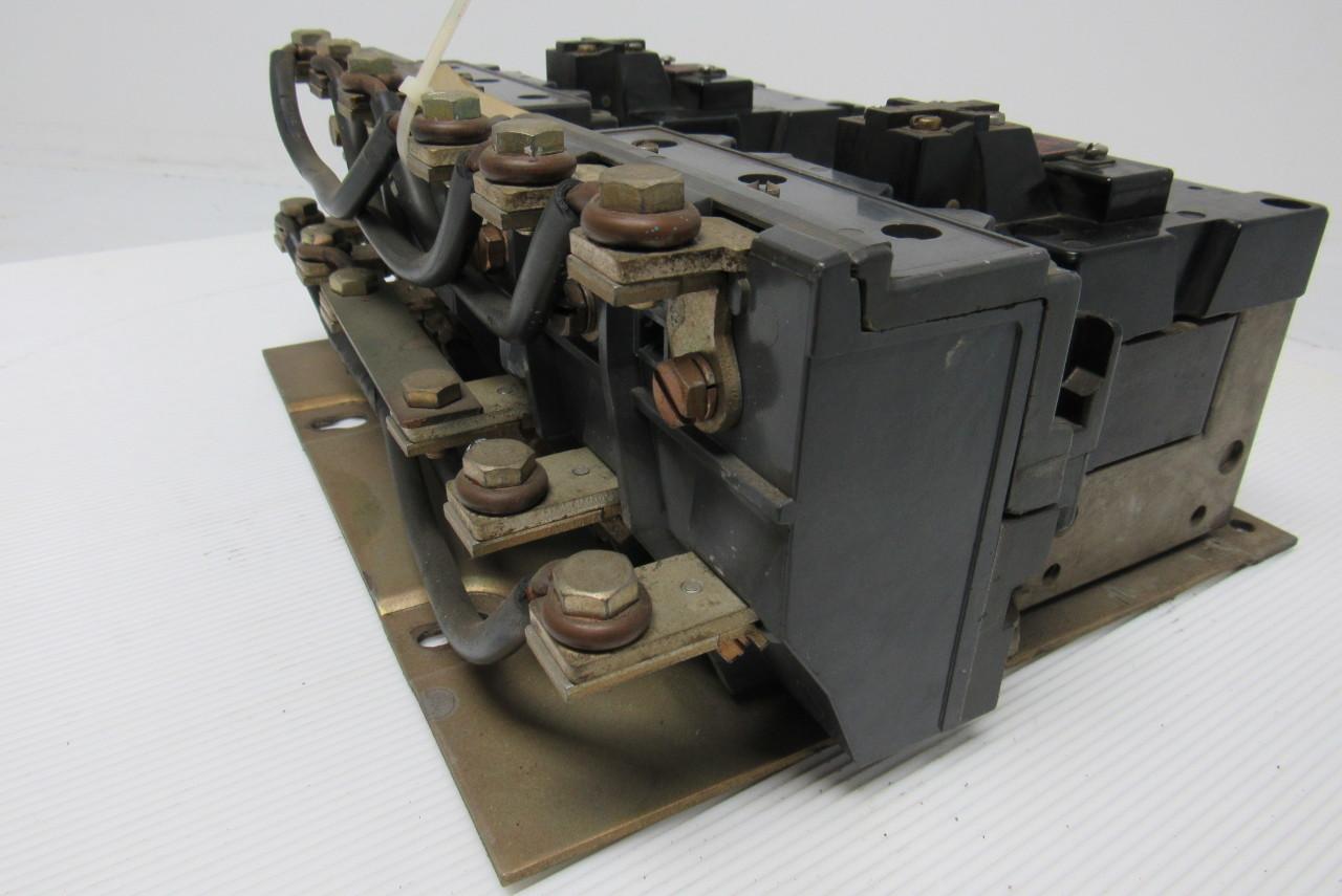A b allen bradley 705x dod reversing motor starter 120v for A to b motors