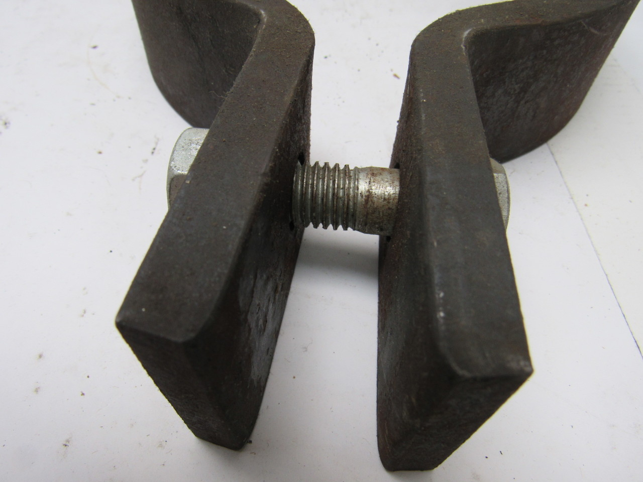 Quot standard steel pipe clamp