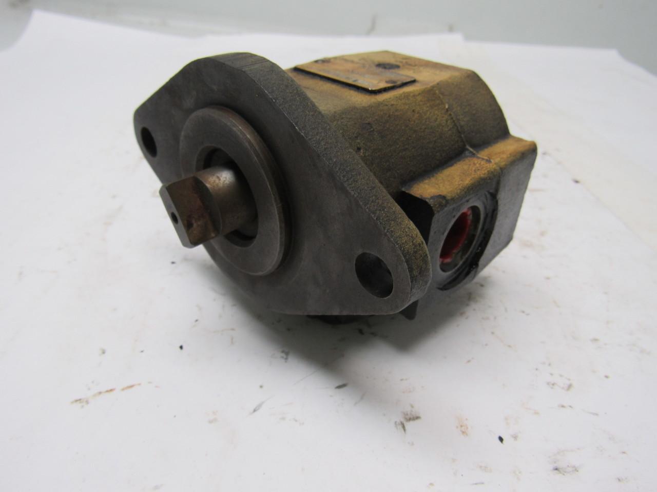 John s barnes 325186 hydraulic pump motor 660 for Hydraulic pump with motor