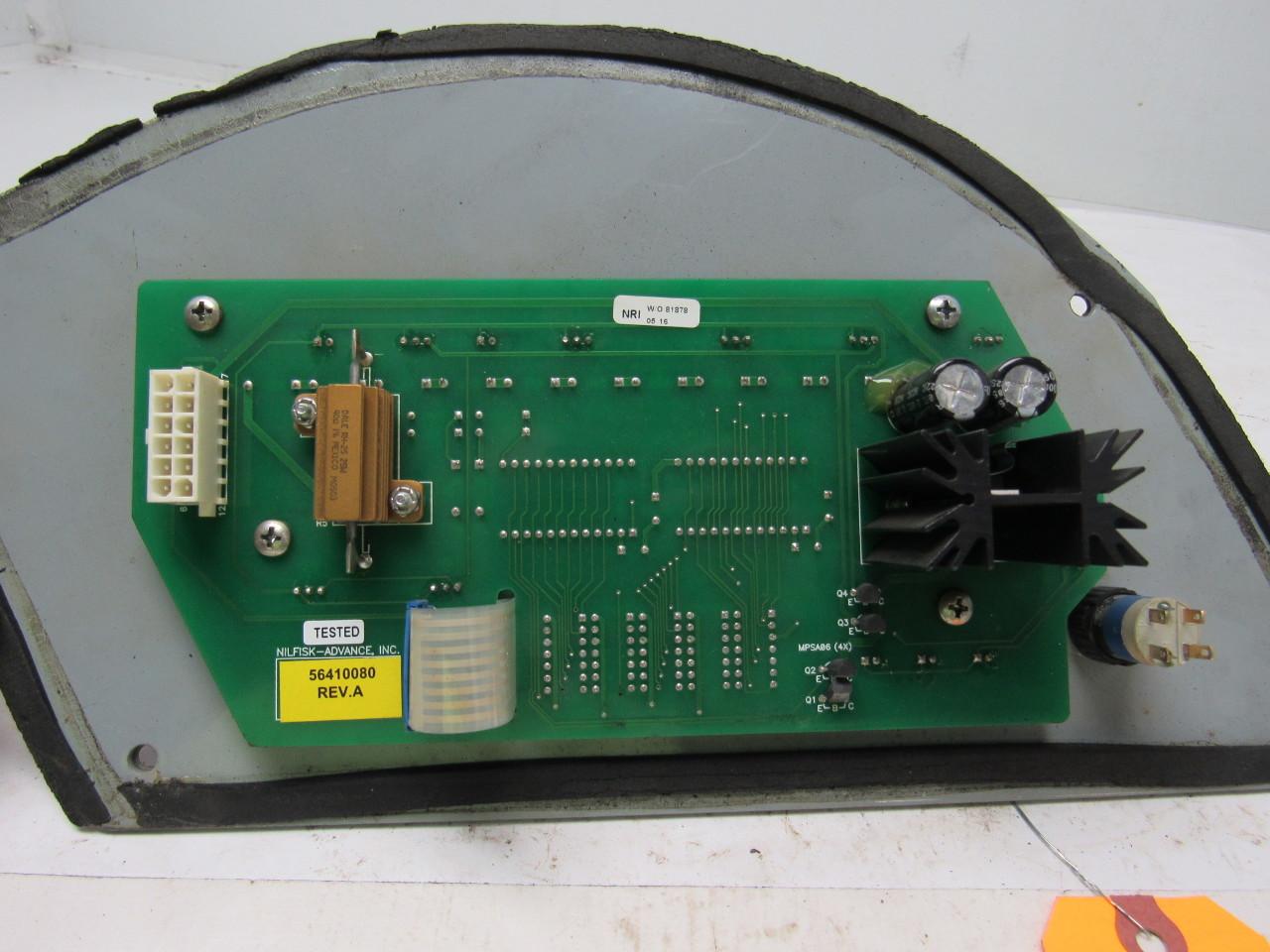 Circuit Board From Advanced Circuits Barebones Service