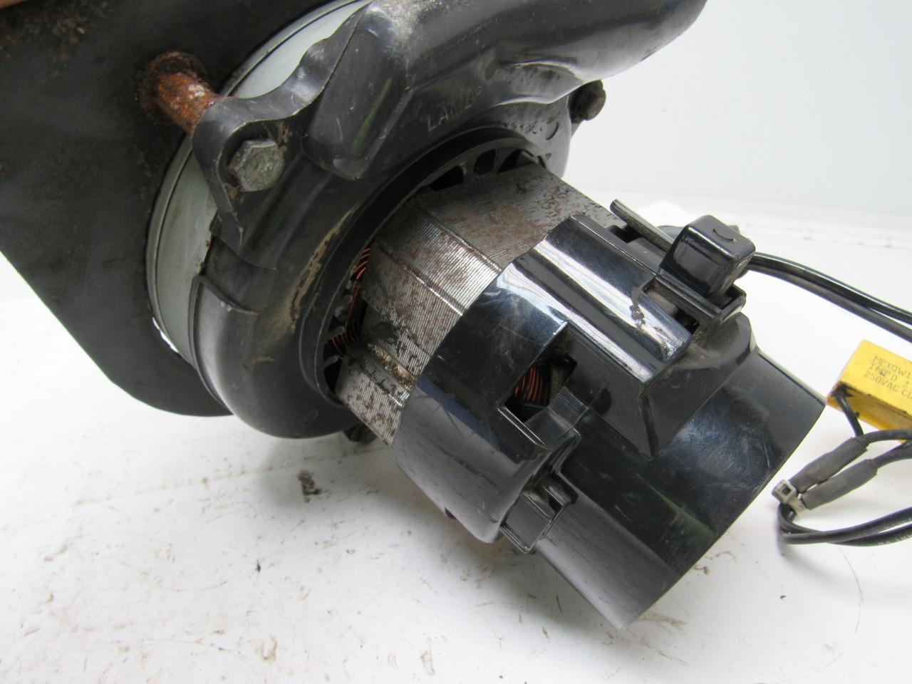 119432 24 Lamb Electric 3 Stage Vacuum Motor 36v Nilfisk