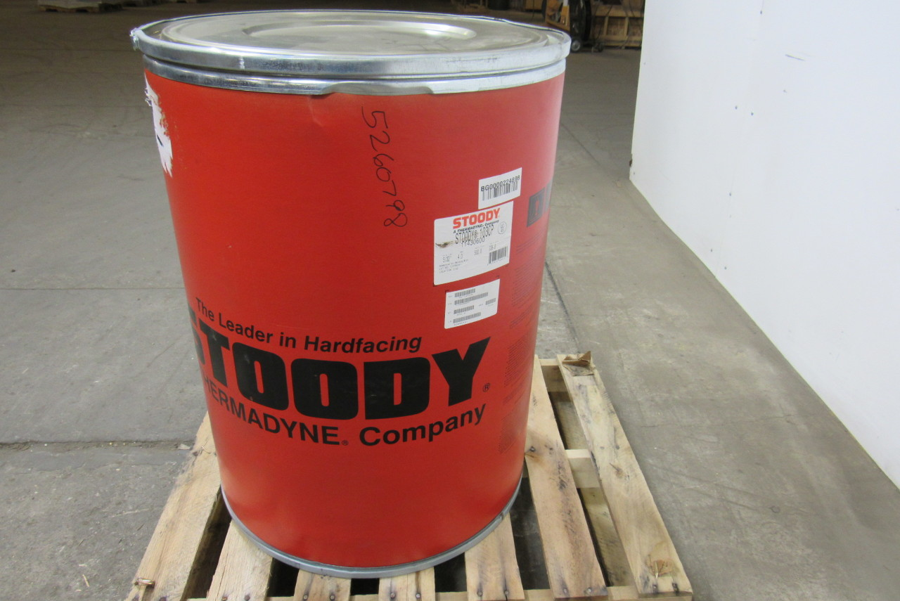 103cp 11430600 stoody 5 32 hard facing submerged arc welding wire 500lb
