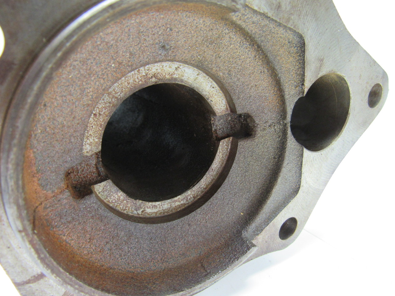 Gm 4x4 Front Axle Housing : Gm chevy quot ifs front drive axle inner