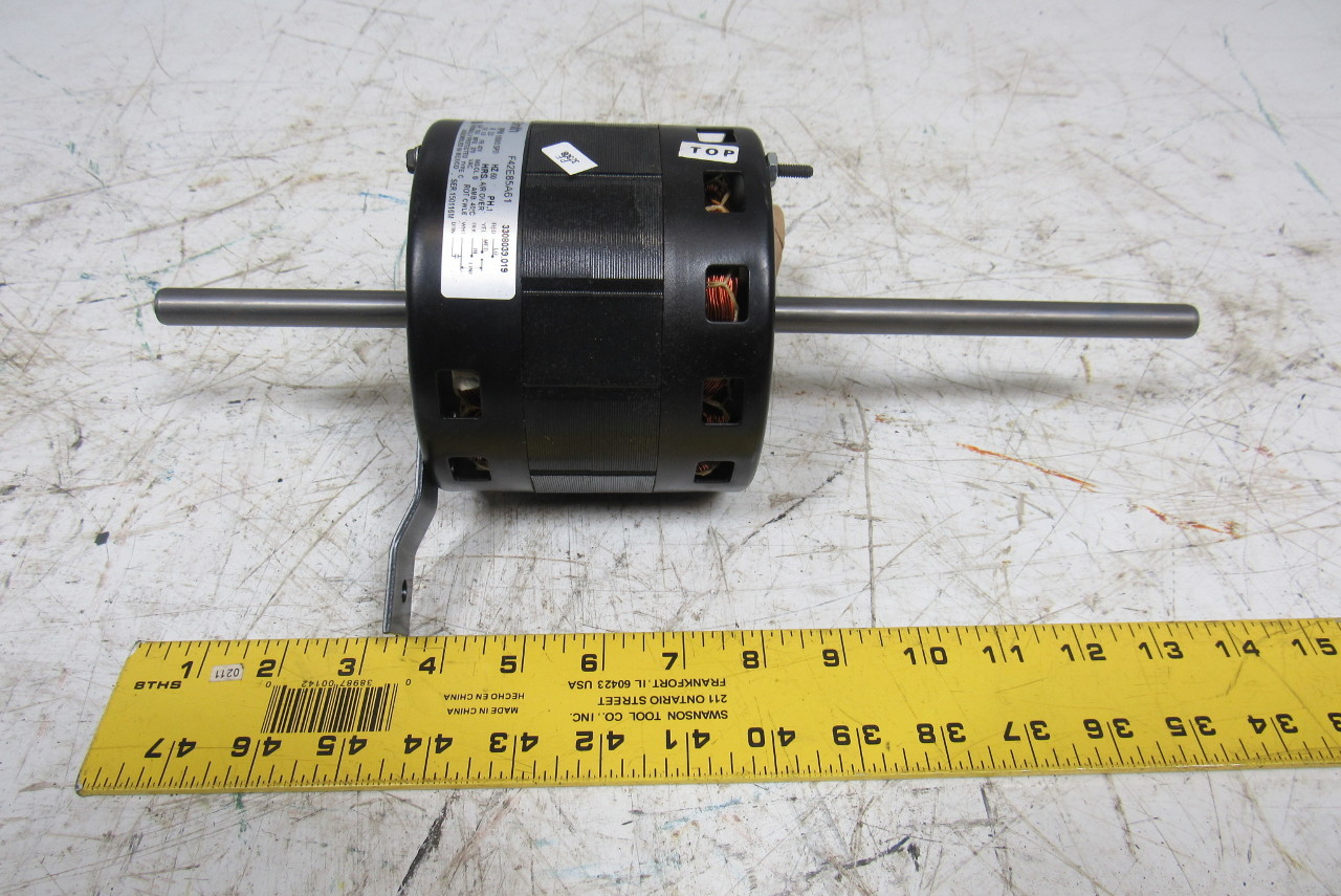 a o smith ac motor ao smith f42e85a61 electric motor 1 4 hp 1ph 1650rpm 3 speed 115v hvac ac