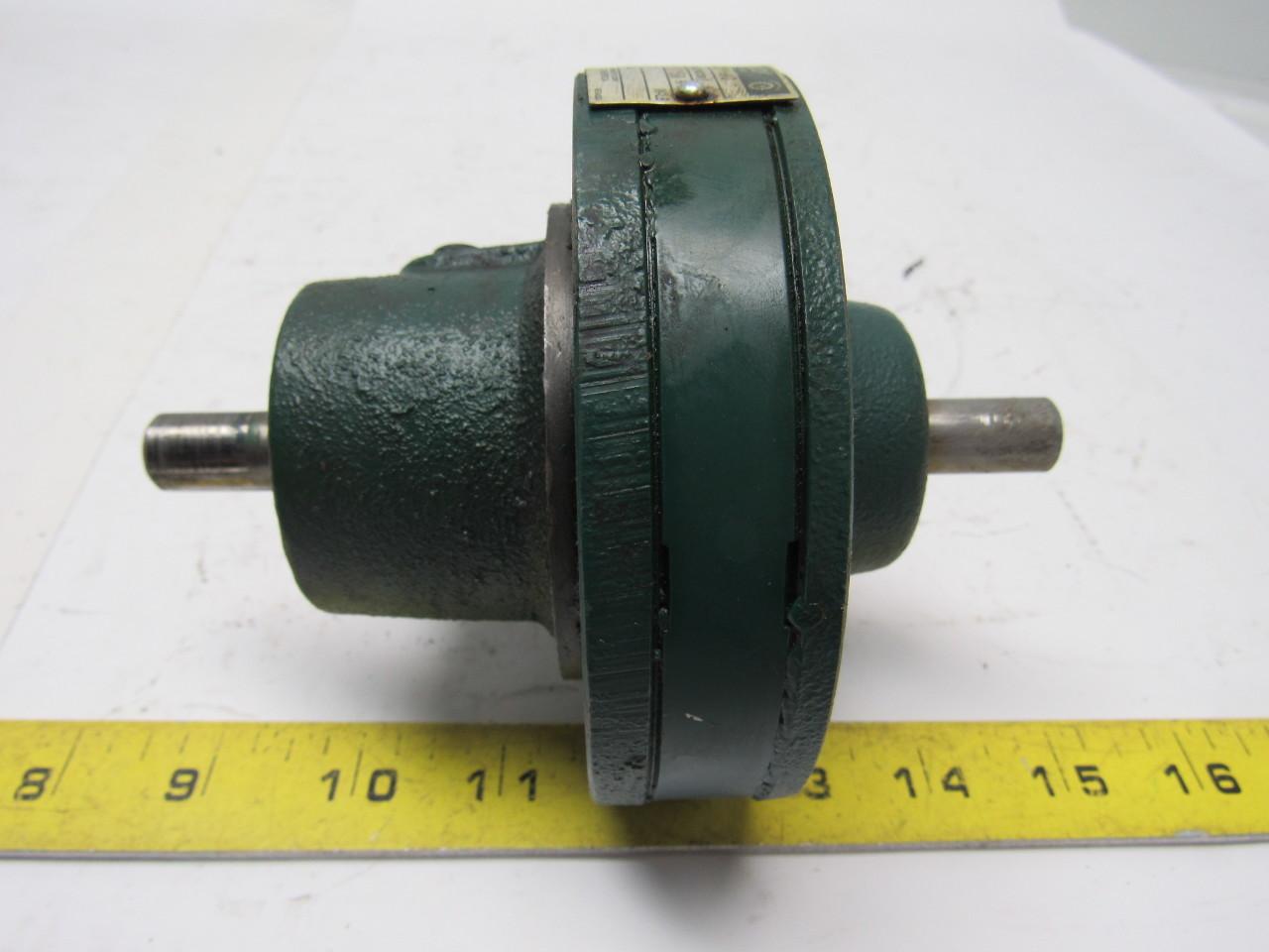 Sumitomo CNF-S-4075Y-43 SM-Cyclo Gear Reducer 43:1 Ratio .15HP 1750RPM