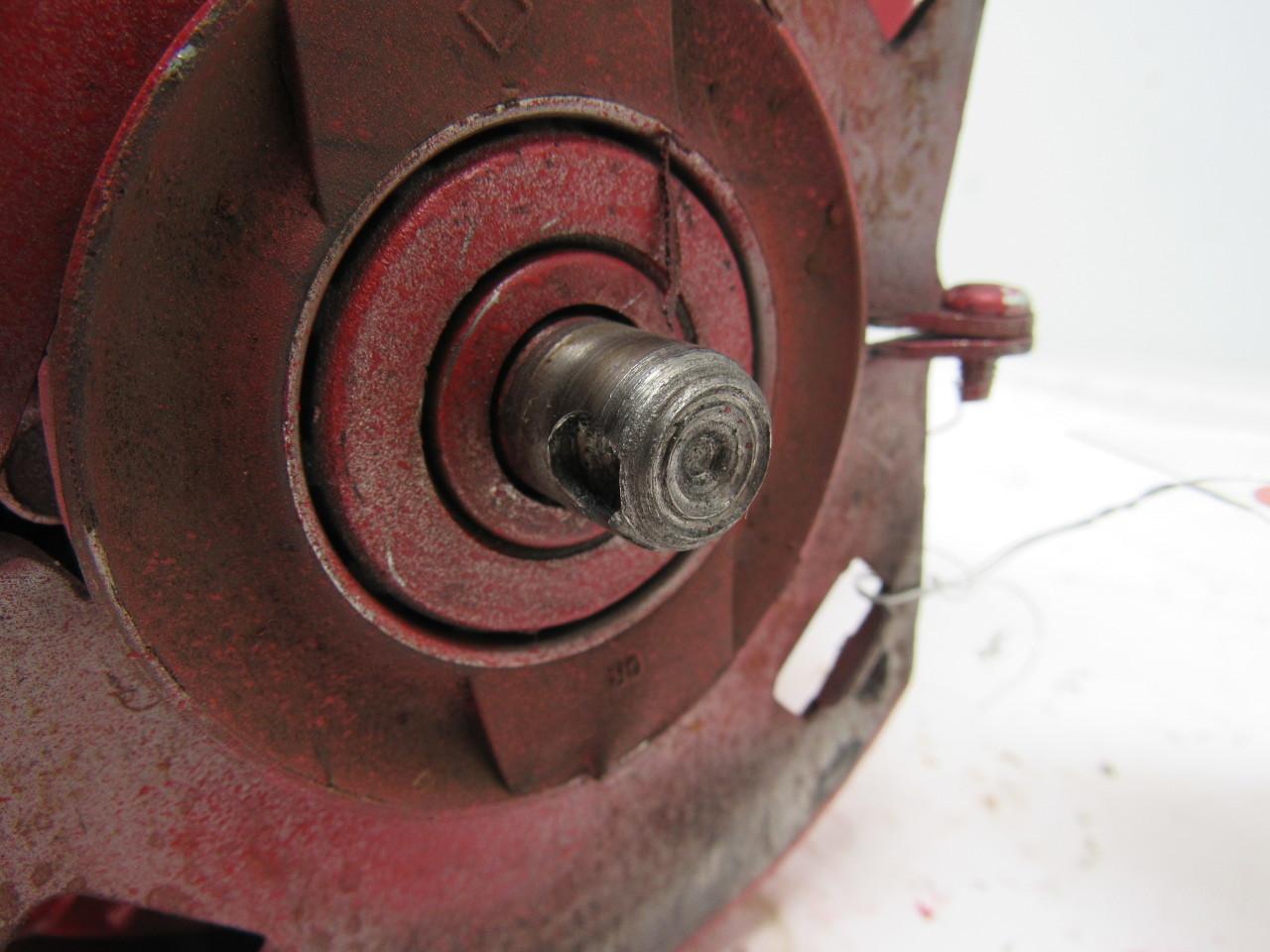 Bell and gossett 111031 water circulating motor 1 6 hp for Bell gossett motors