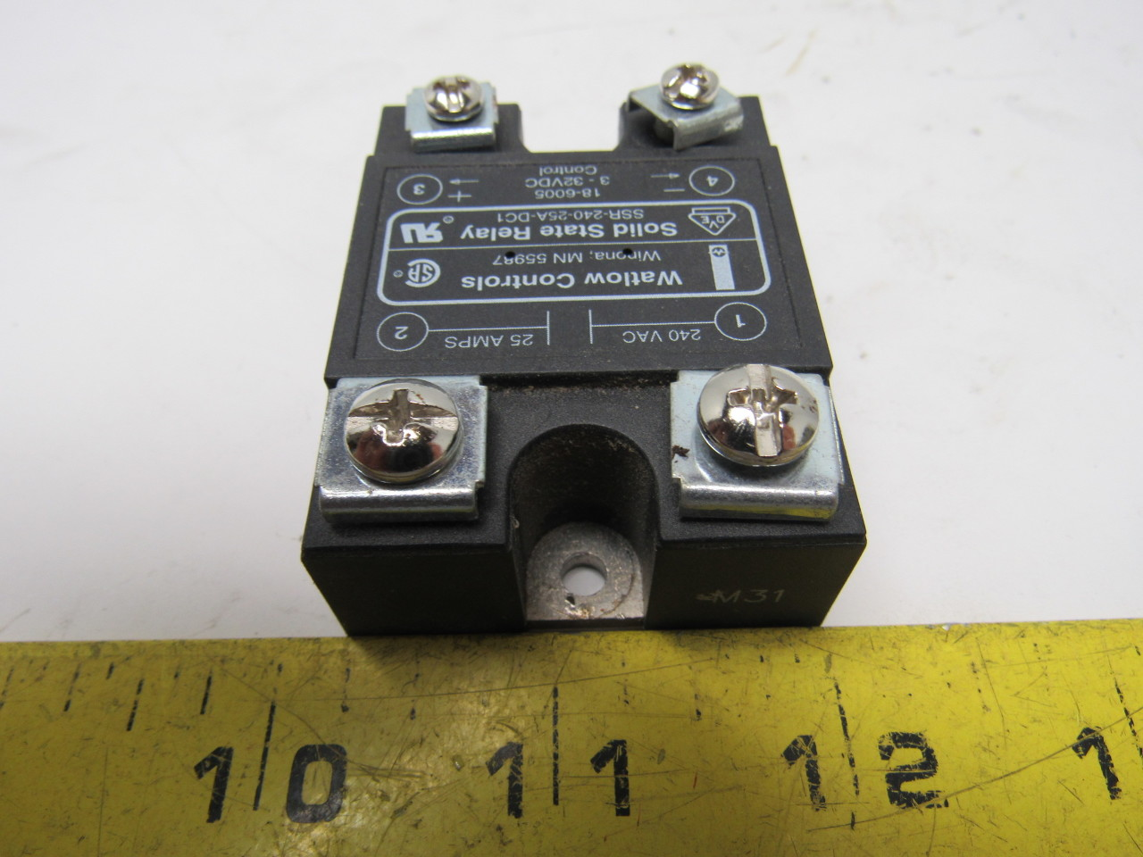 Watlow Controls Ssr Auto Electrical Wiring Diagram Solid State Relay