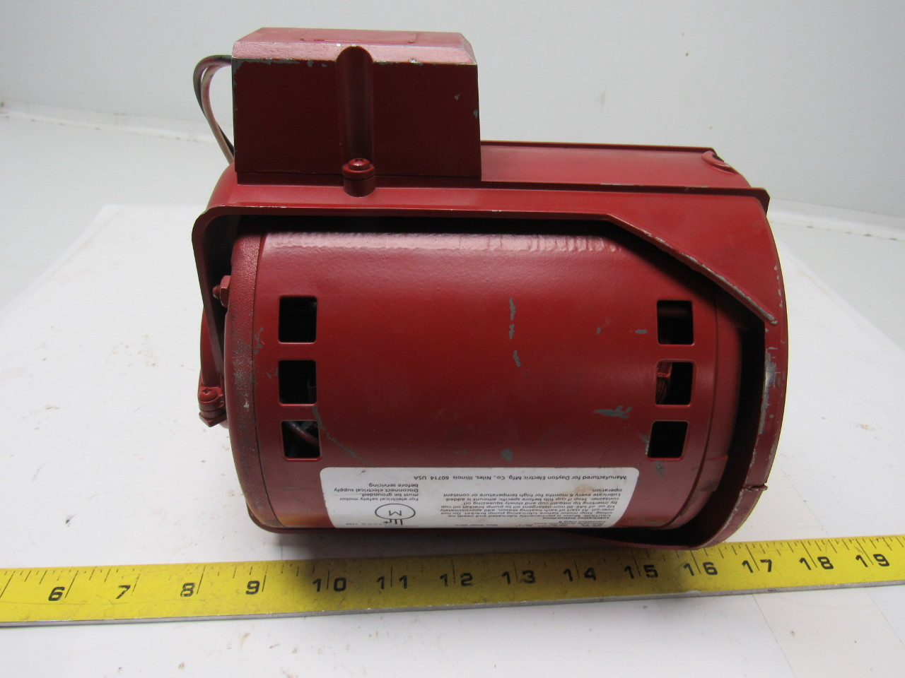 Dayton Circulator Pump : Dayton circulator pump motor hp ebay