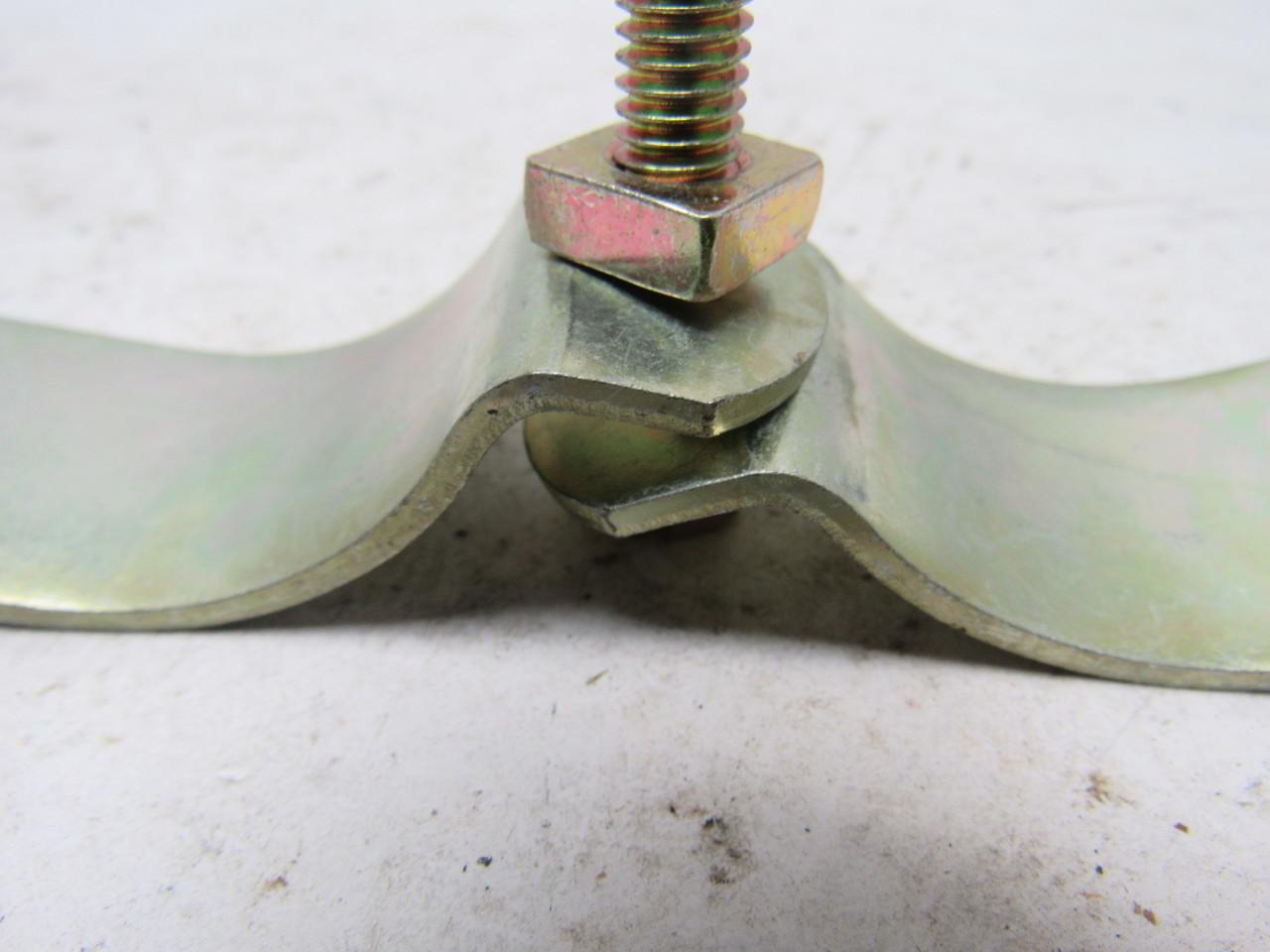 Thomas betts quot standard rigid galvanized strut pipe