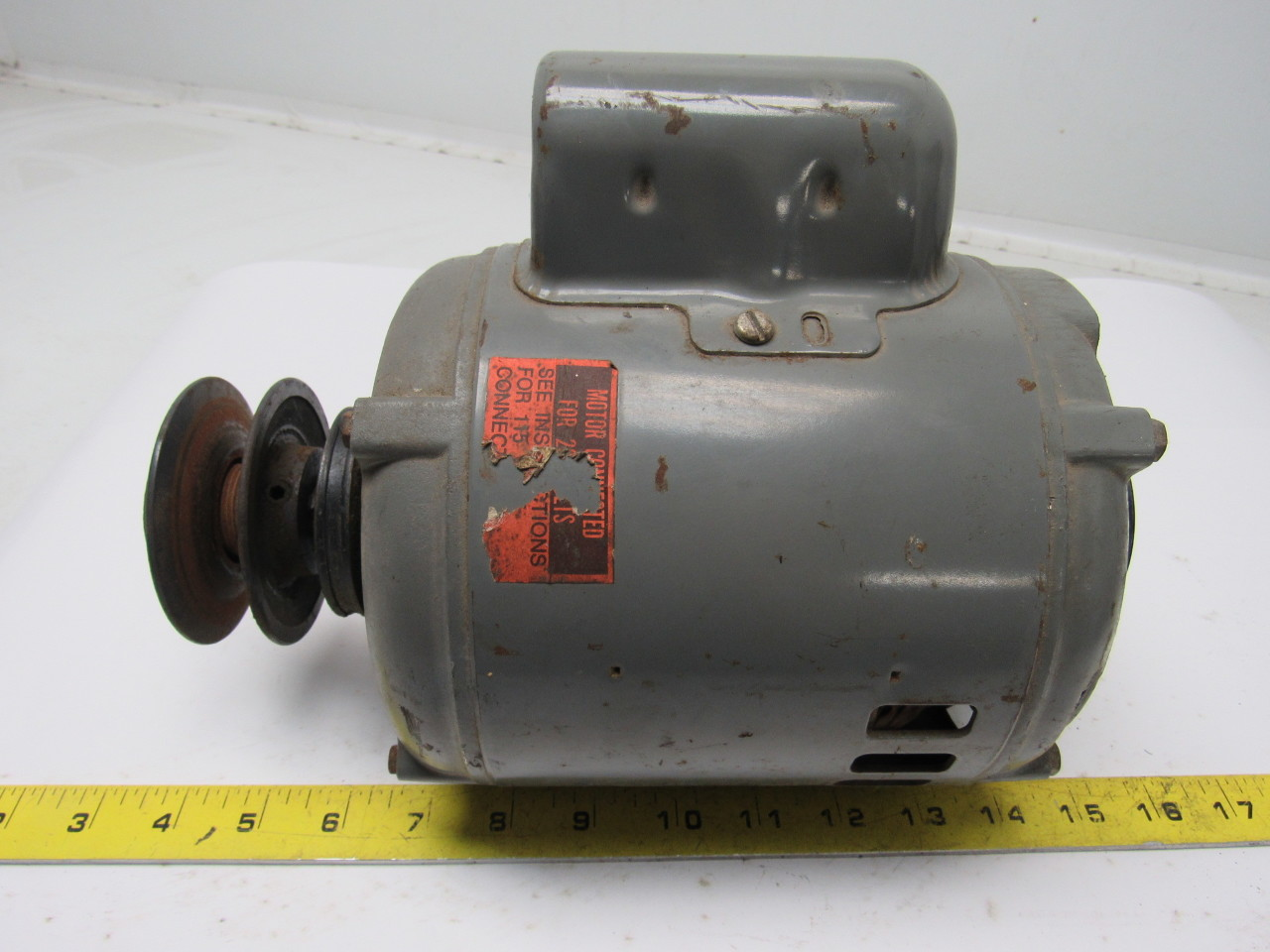 dayton 5k458b 3 4 hp 1725 rpm electric motor ebay