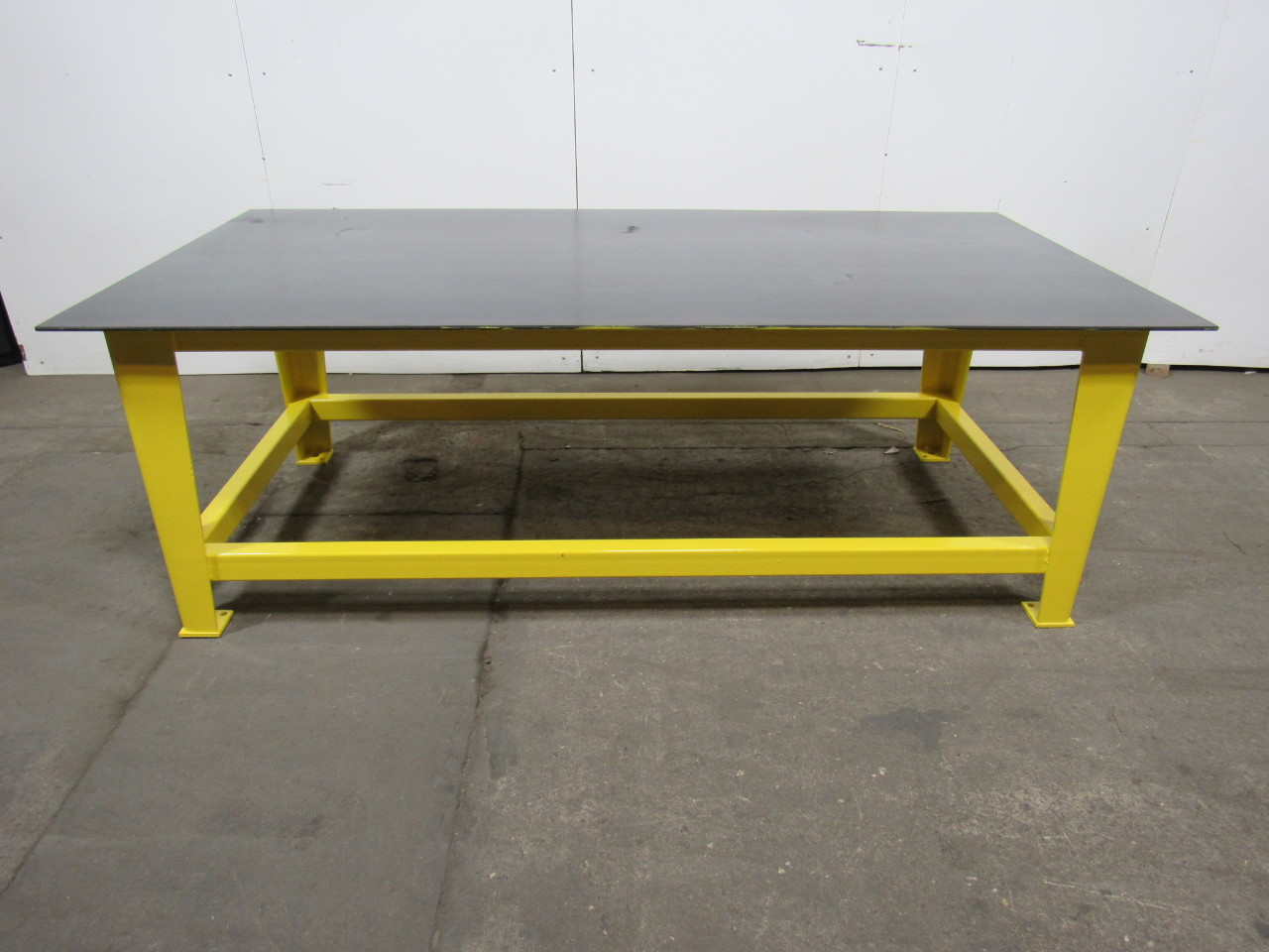 Steel Welding Work Bench Assembly Layout Table 96 X 48 3
