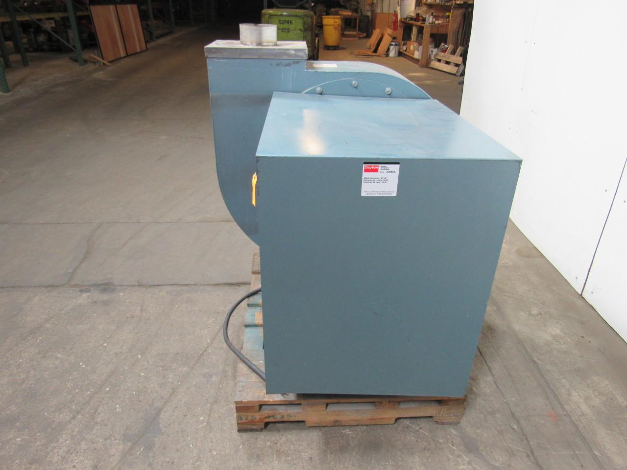 Dayton High Pressure Pumps : Dayton c a high pressure radial blade fan blower w