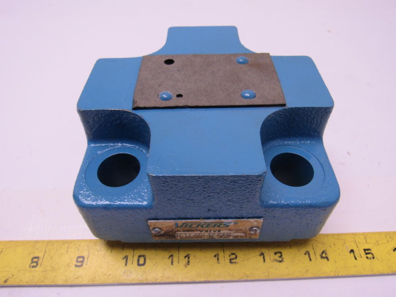 Vickers CVC40L1S210 Slip-in Hydraulic Cartridge Valve