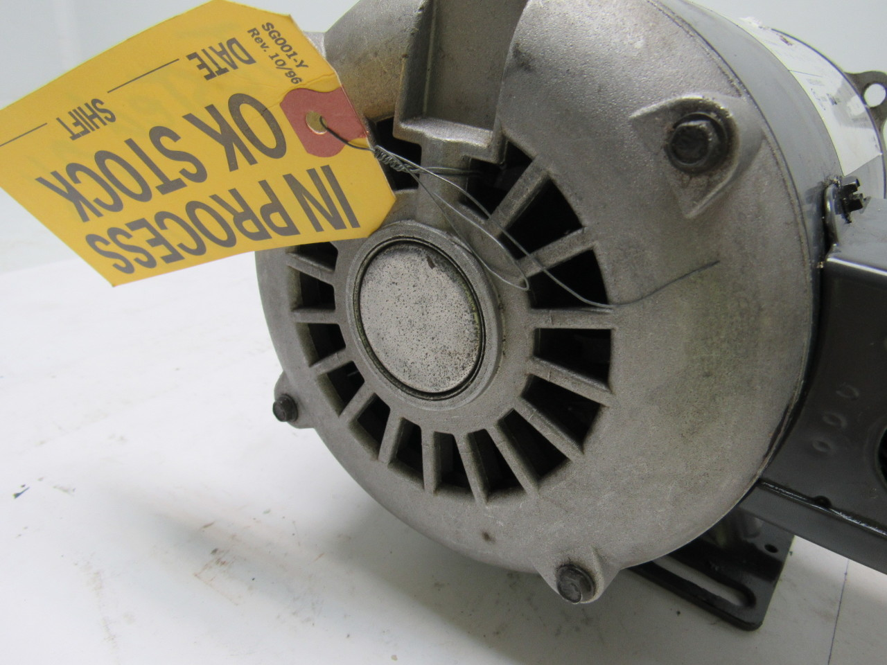 Emerson D13s2ac 1 3hp Electric Motor 1725rpm 208 230 460v