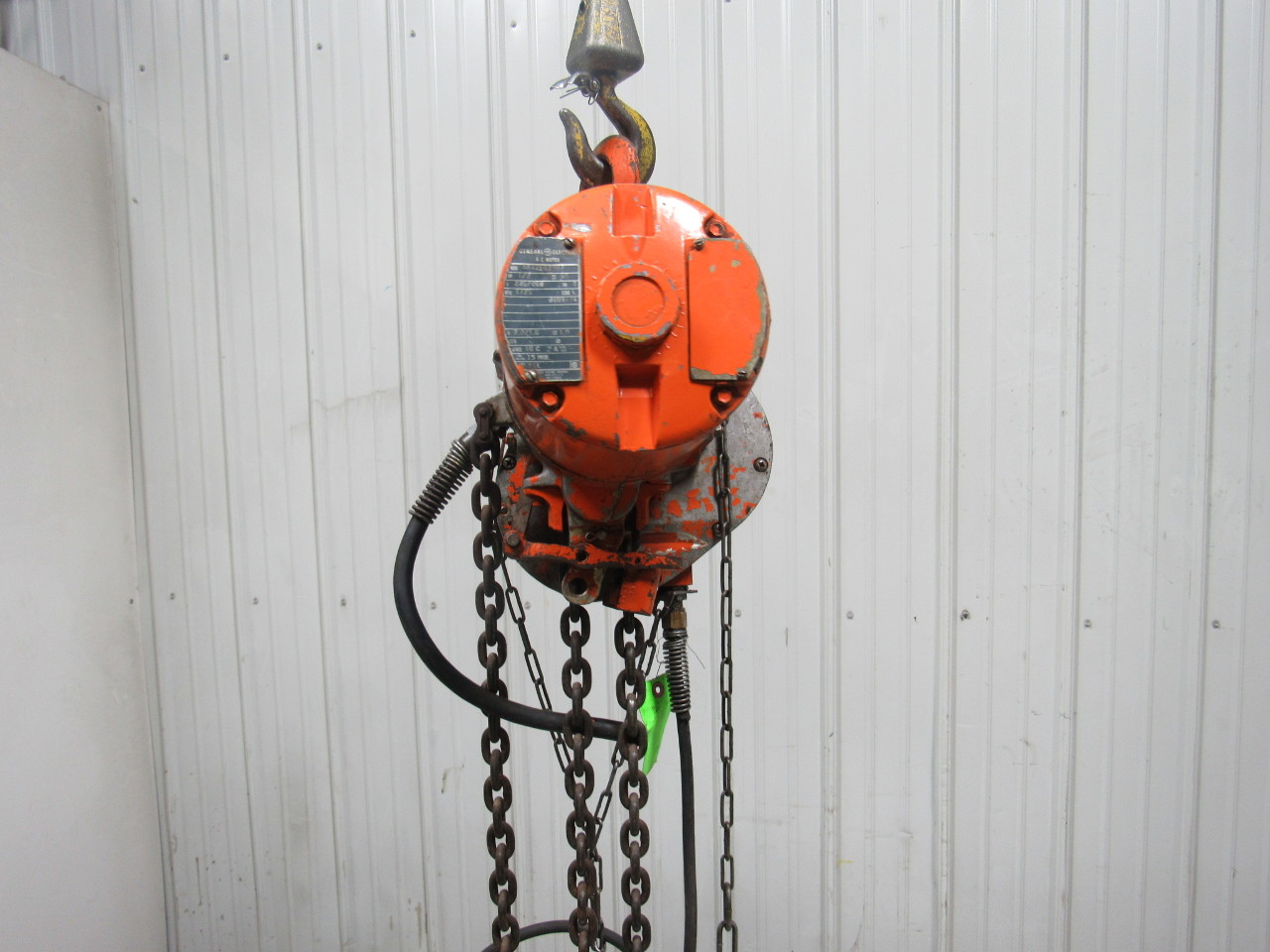 Enchanting 5 Ton Yale Wire Rope Hoist Ornament - Wiring Standart ...