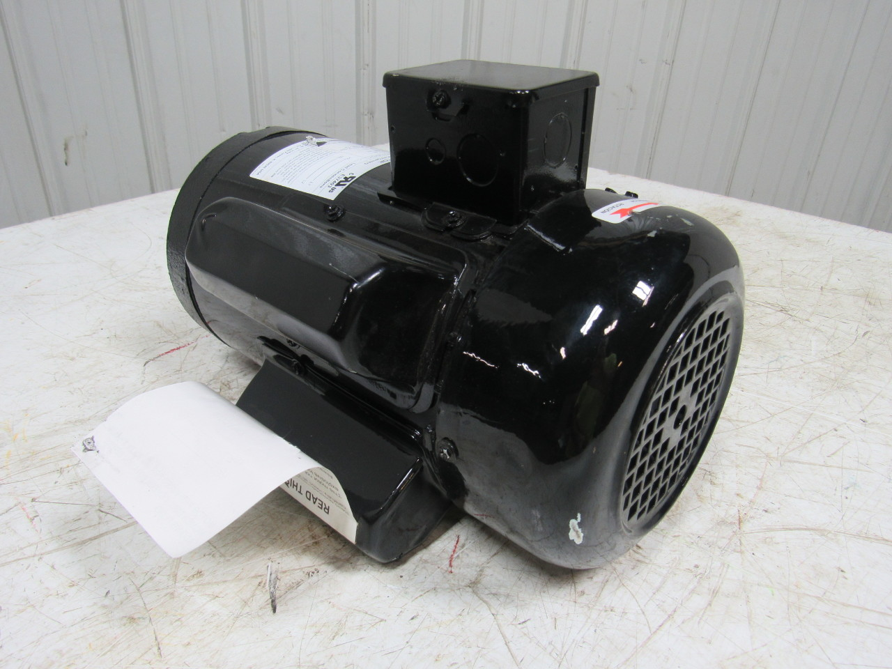 Dayton ppltfg21teg 3 hp 3450 rpm 230 v 60 hz jet pump for Dayton electric motors customer service
