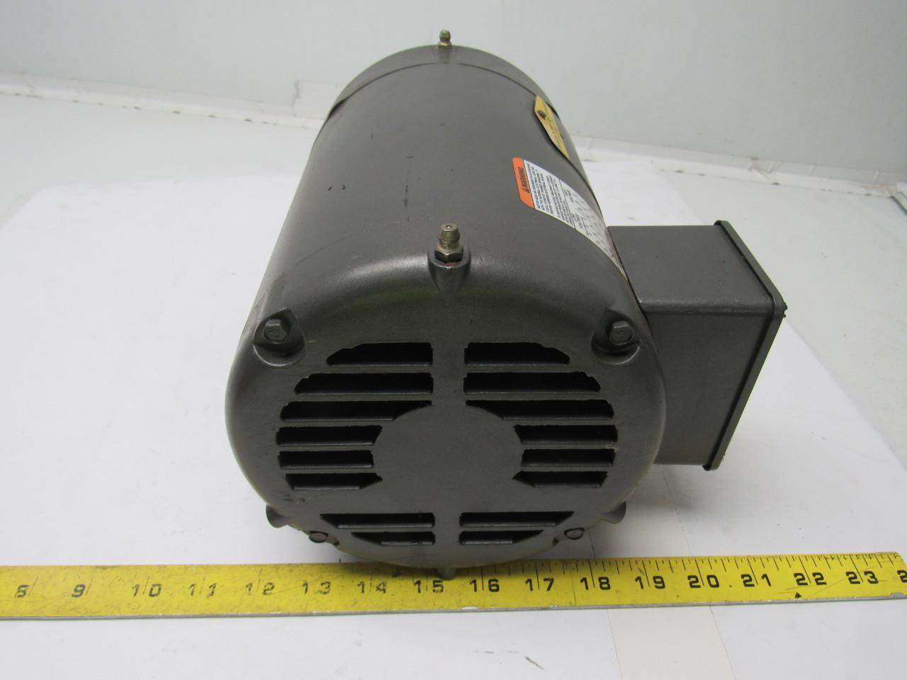 Baldor Jmm3155t 2 Hp Electric Motor 208 230 460v 3450rpm