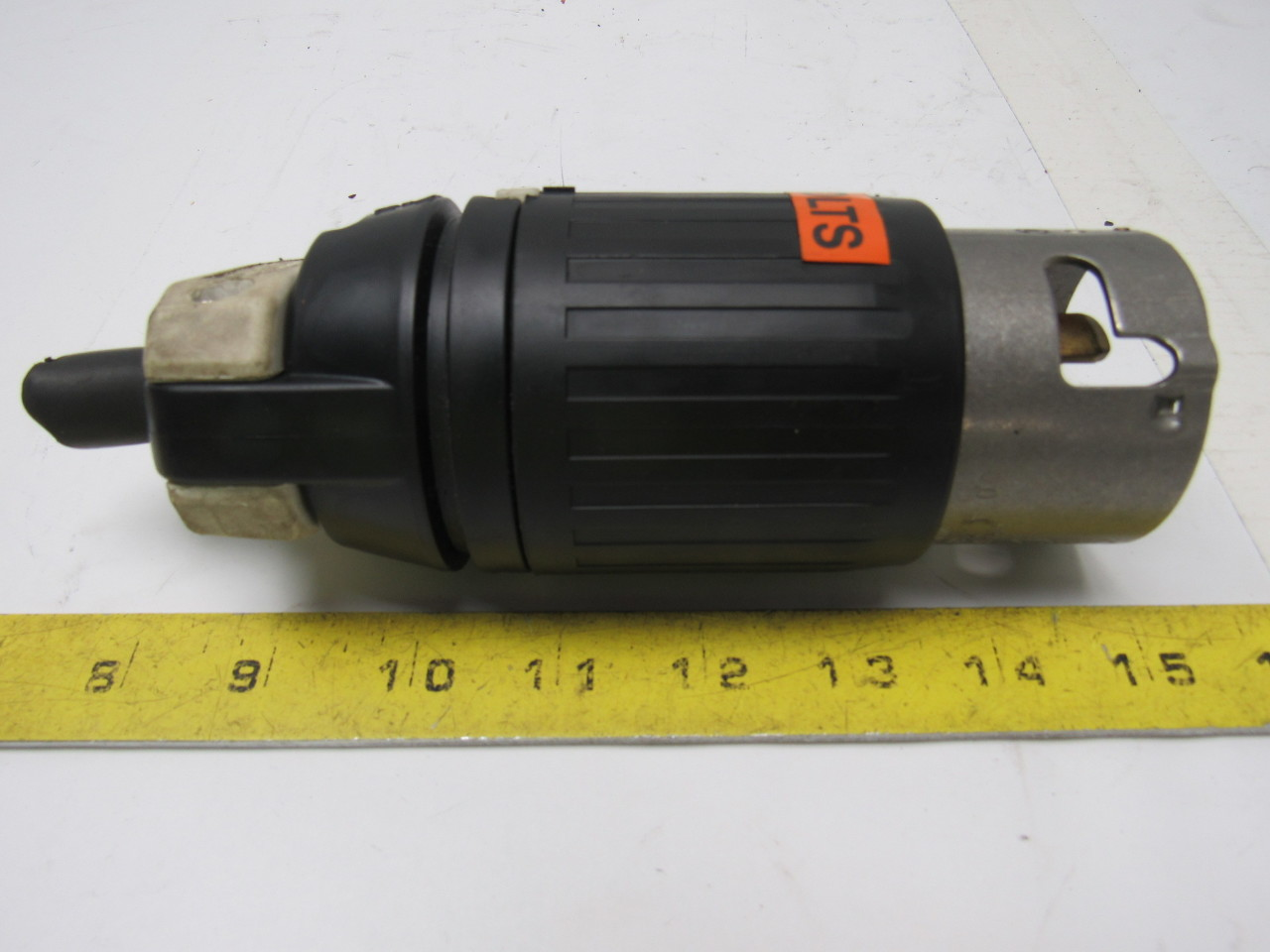 Hubbell Cs8165c Twist Lock 50 Amp 480 V 3 Phase Male Plug