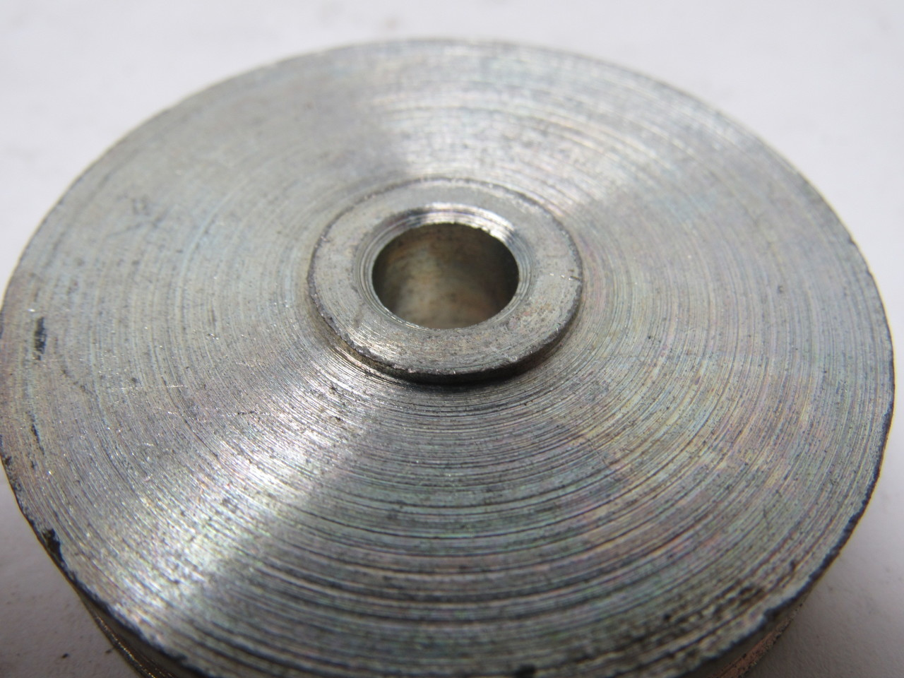 Cable Pulleys For Sale : Quot od steel wire rope sheave pulley id thick lot of