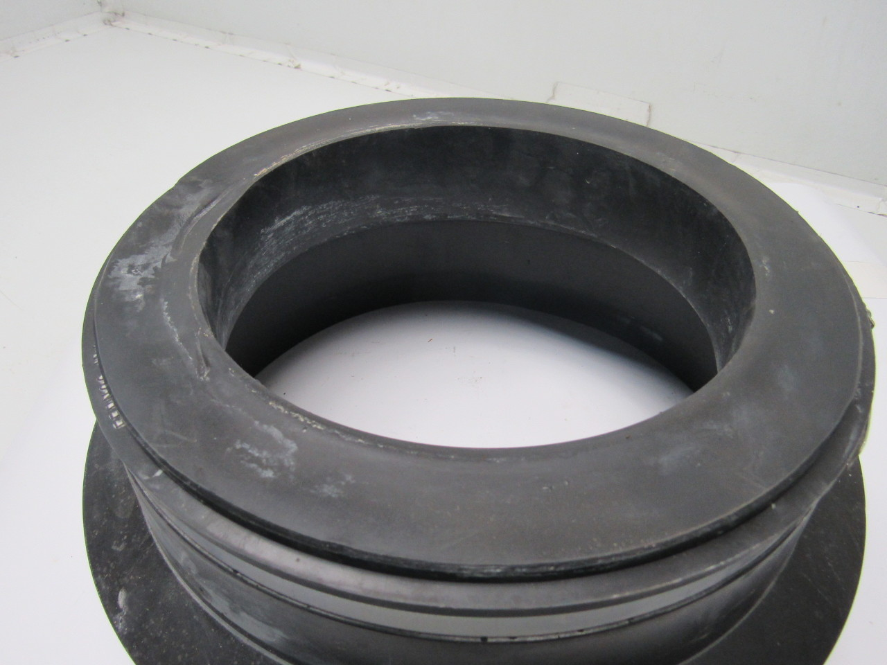 Fernco  flexible pipe reducer coupling pvc cast