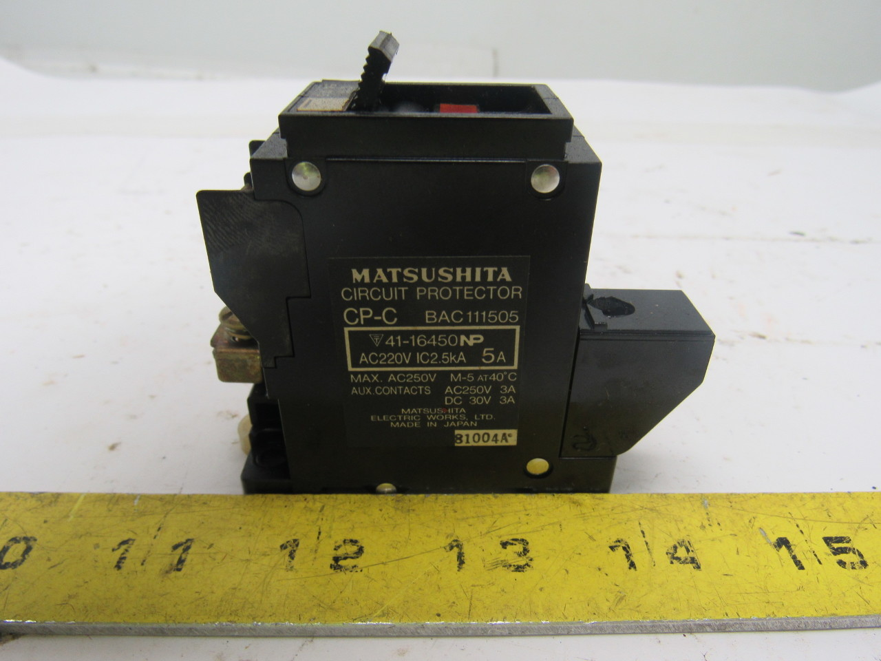 matsushita electric The matsushita group of companies is a most comprehensive worldwide electric and electronic product manufacturer.