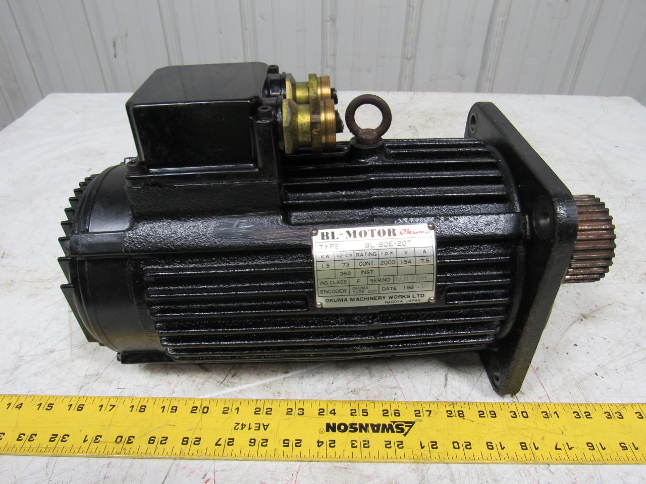 Types of encoders for motors for Types of servo motor