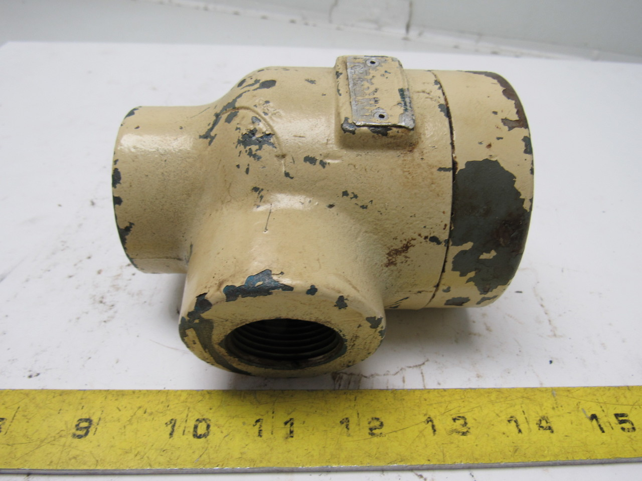 Vickers C2-820-UA Right Angle Hydraulic Check Valve 1