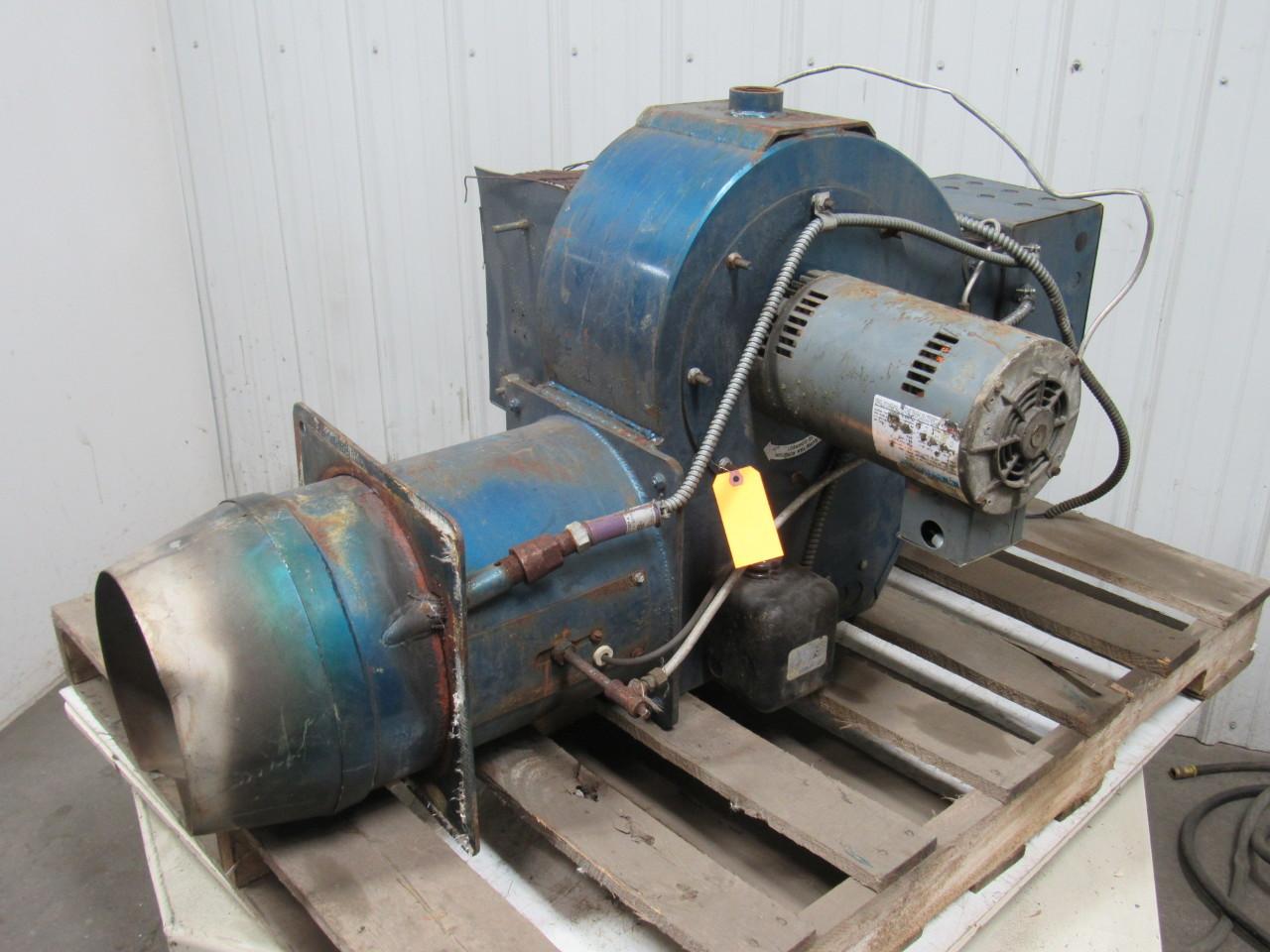 Power Flame Gas Burner