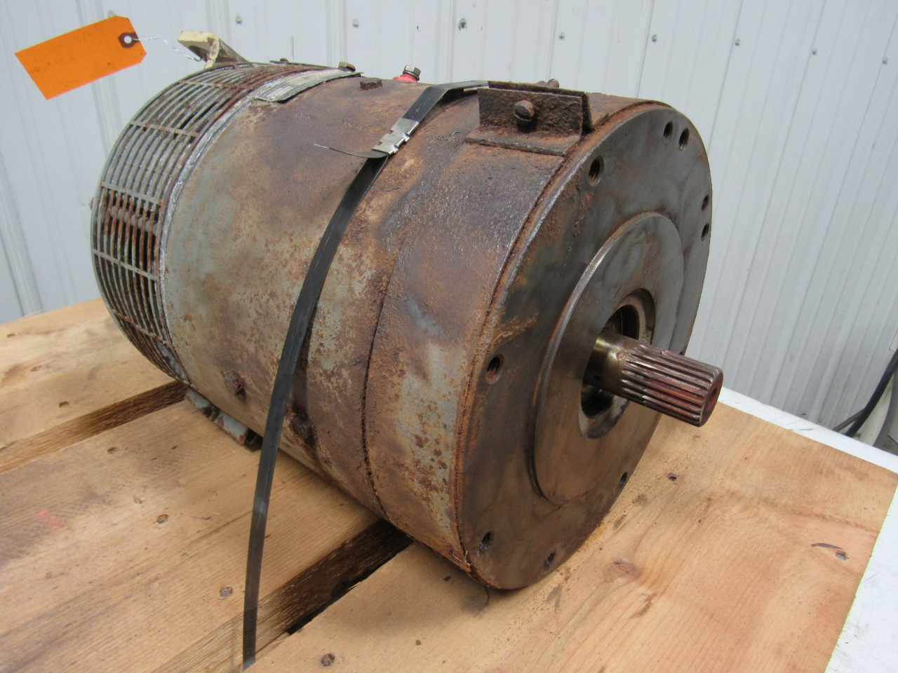 Allis Chalmers Ge E50 Ge Dc Motor Ta 8 386 P From Lift