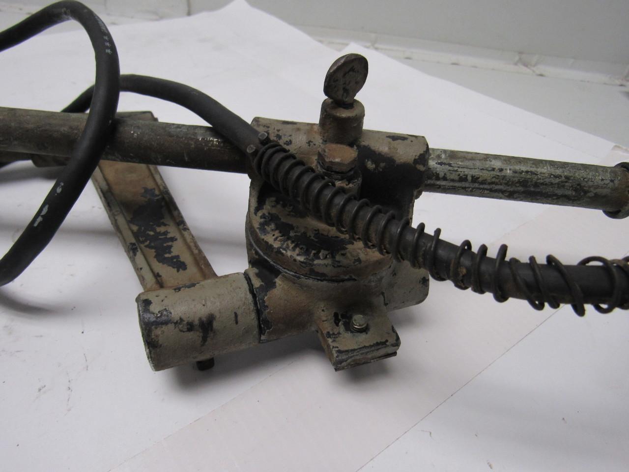 Vintage Industrial Machine Light Task Work Lamp Cast ...  Vintage Industr...