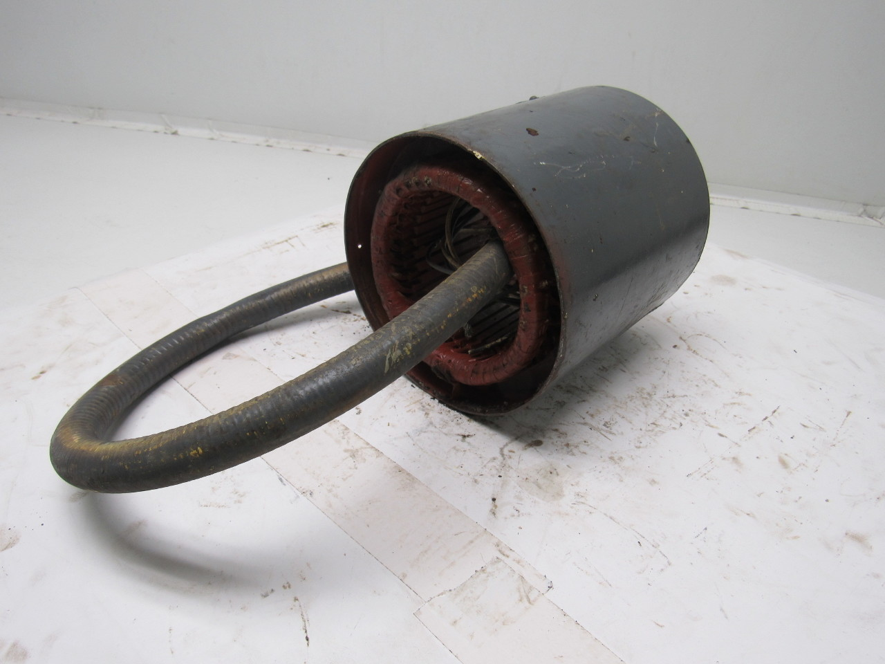 Robbins myers motor stator for alternating current 33 hp for Robbins and myers replacement motors