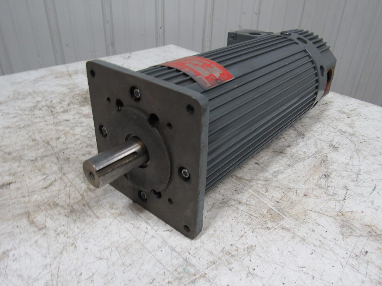 Peerless 181 18 0238 0 permanent magnet dc servo motor for Servo motor frame sizes