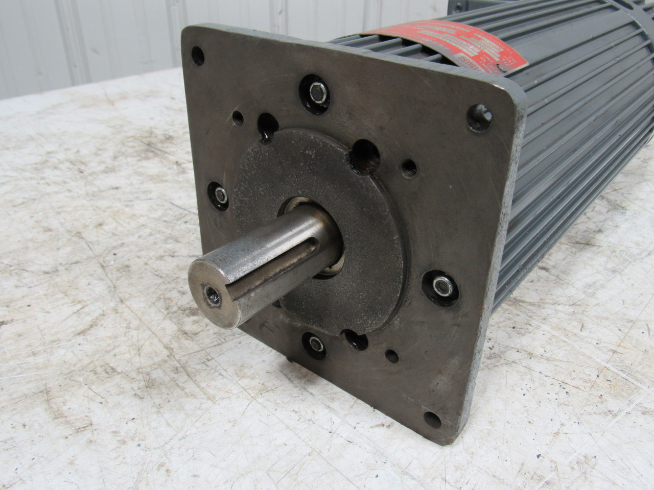 Peerless 181 18 0238 0 Permanent Magnet Dc Servo Motor