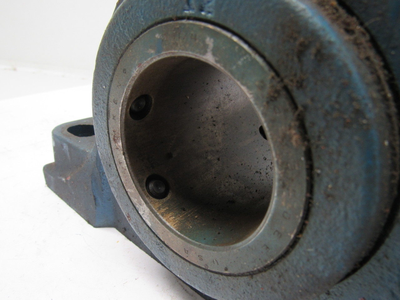 dodge  type    bore  bolt pillow block roller bearing