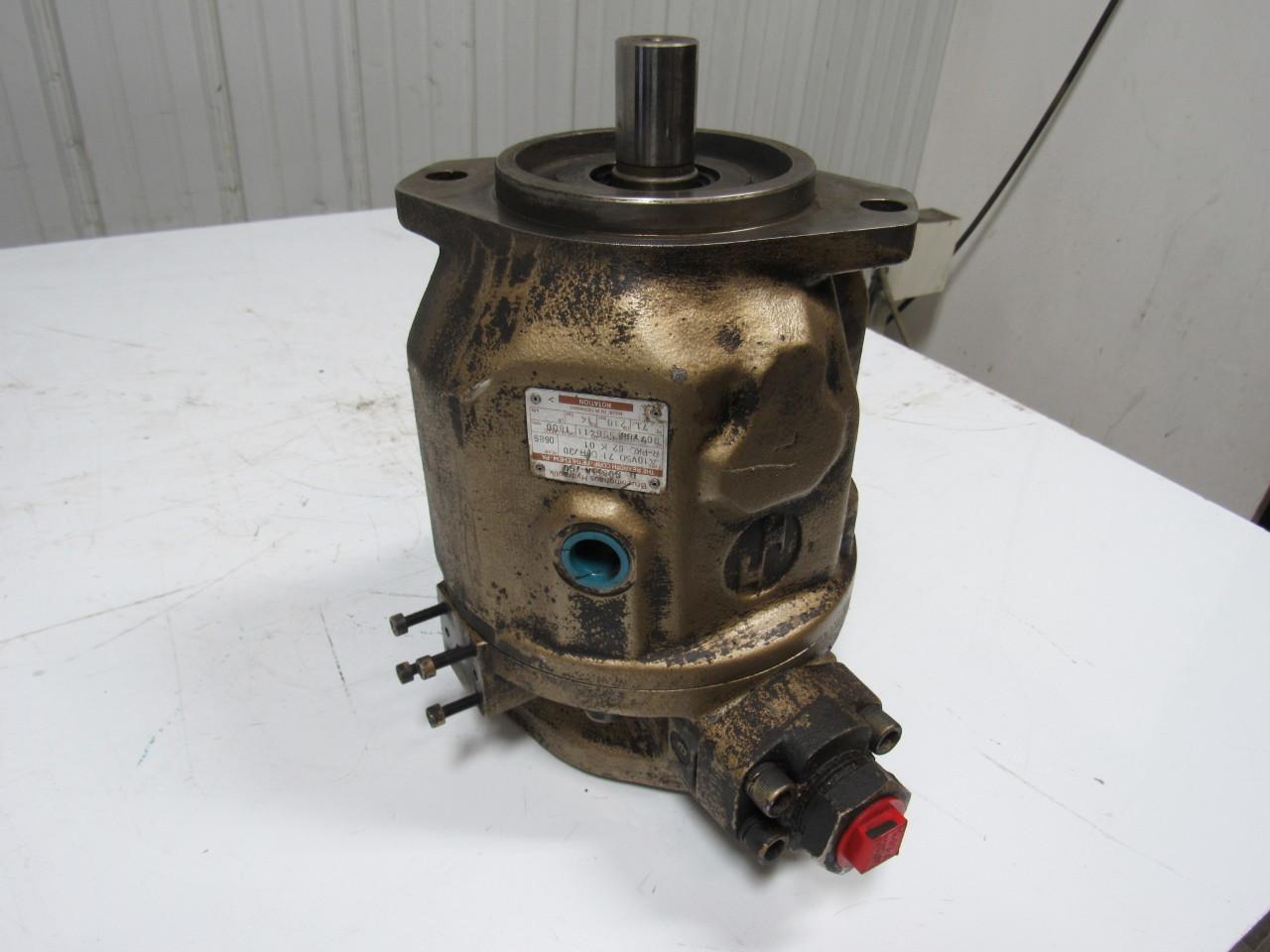 Hydraulic Piston Pump : Rexroth axial piston variable hydraulic pump ebay