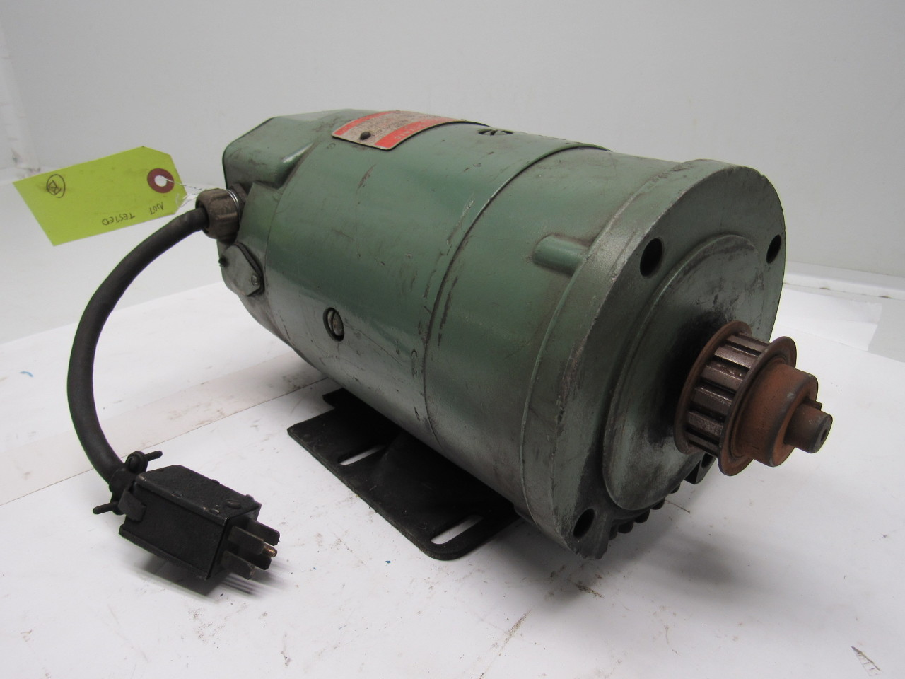 Ge General Electric 5bcd56kb32b 1 4 Hp Dc Electric Motor