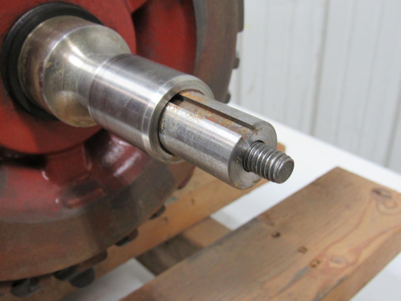 Baldor 20hp electric motor 3ph 230 460v 1760 rpm 265t for Motor baldor 20 hp