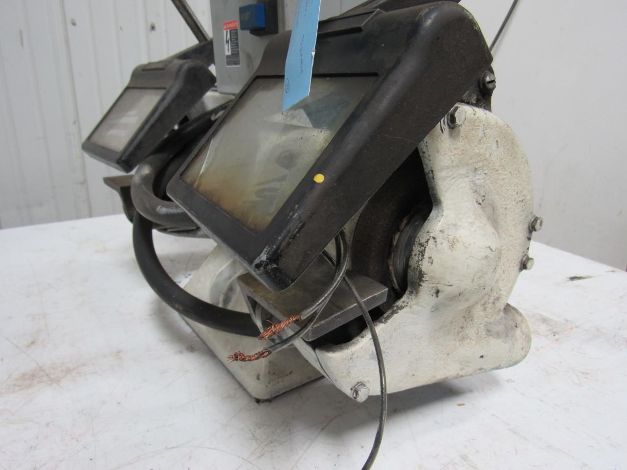 Grinder Motor Wiring Diagram 220 Best Secret Industrial Air Compressor Baldor Bench Jet Pse 230v