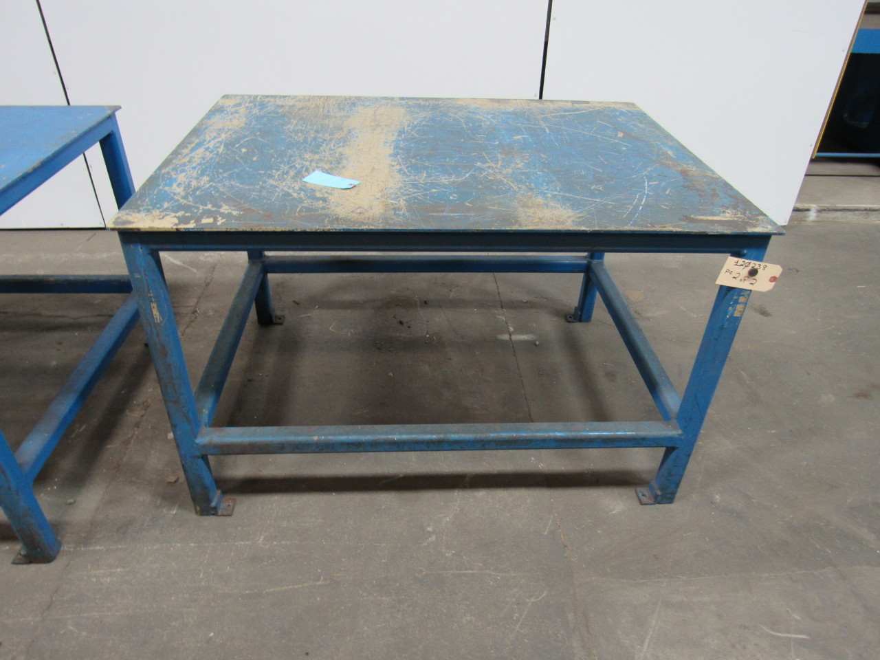 Industrial Assembly Tables Pictures to Pin on Pinterest