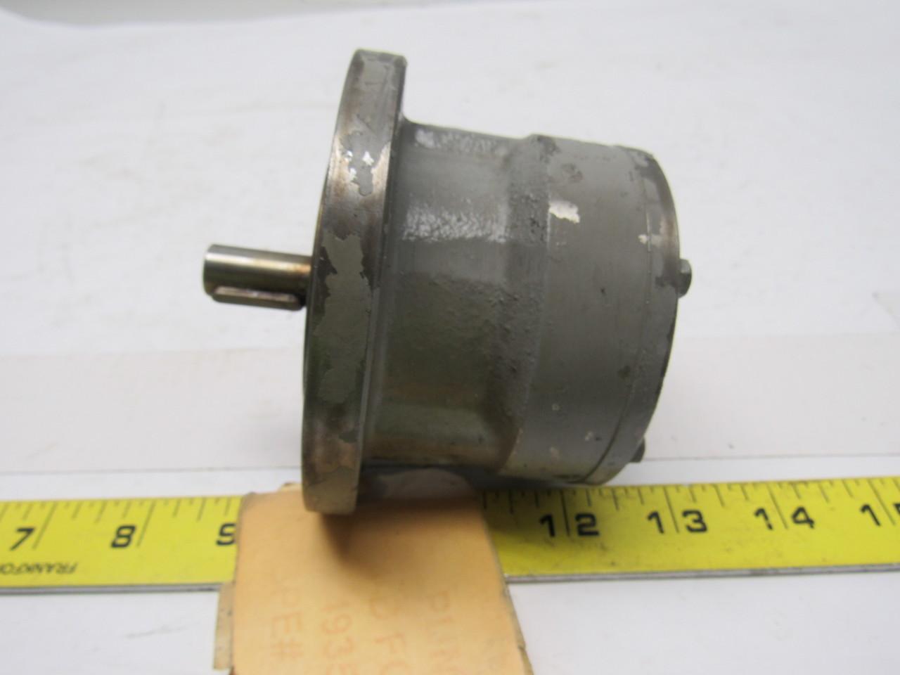 Stoz Sugo Size 0 Flange Mount Hydraulic Pump W/12mm Shaft