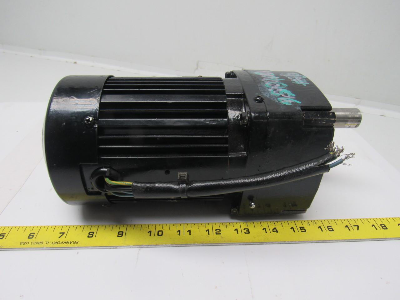 Bodine Electric 42r5bfci E3 115v Parallel Shaft Ac
