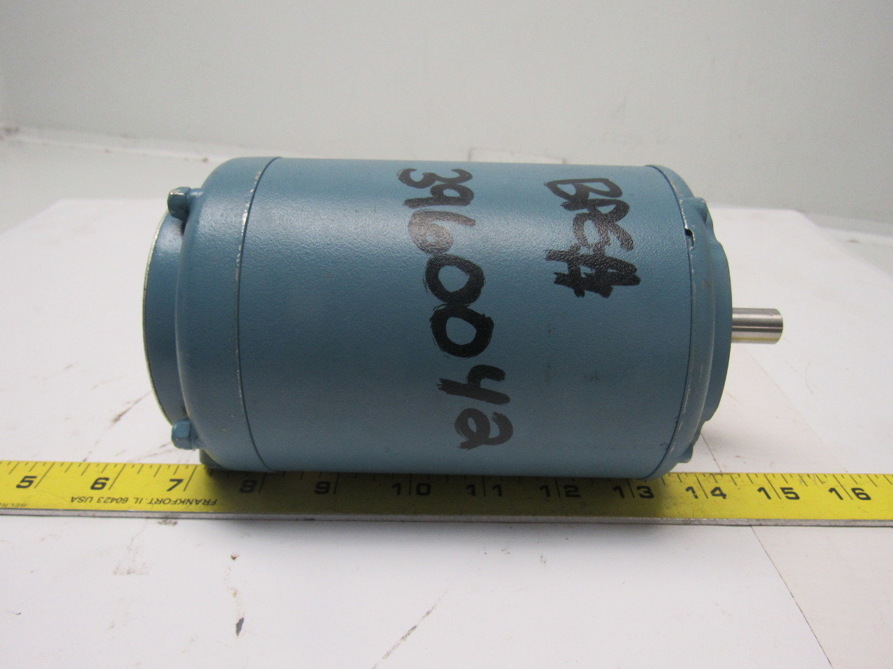 Superior Electric Ss400b Slo Syn 120v 72rpm Stepping Motor 400 Torque Ebay