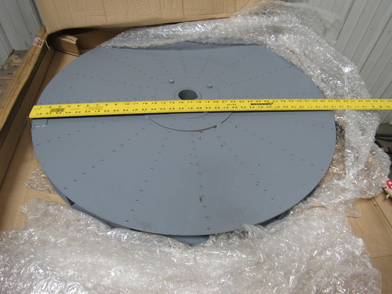Pressure Blower Wheels : Quot dia pressure blower replacement wheel fan
